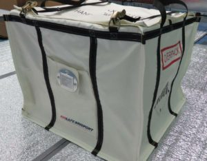 Fire Containment Overpack Bag