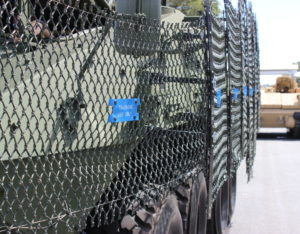 Tarian Vehicle Fit to Stryker Demonstrator
