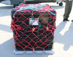 defence cargo pallet net