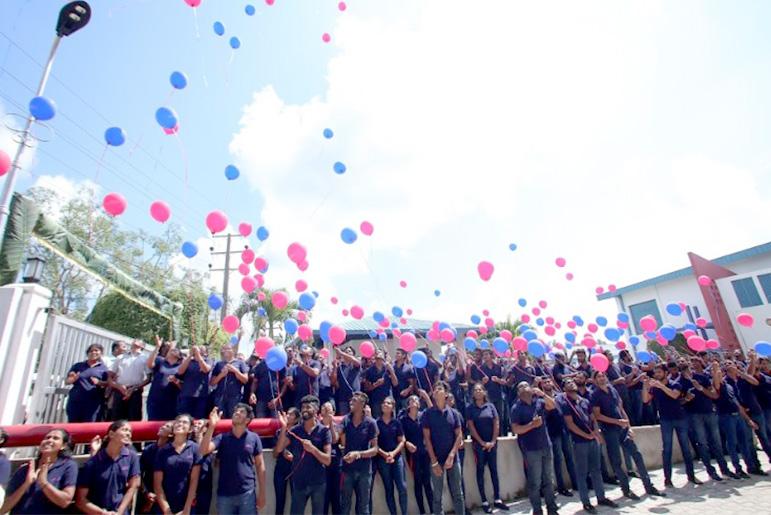 AmSafe Staff in Sri Lanka